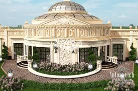 exterior design in qatar