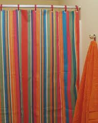 Multi Color Shower Curtains 372 Best Shower Curtains Hooks U0026 Etc Images On Pinterest