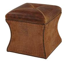 Colored Ottoman 94 Best Western Ottomans Images On Pinterest Ottomans Western