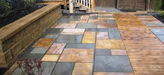 Cost Of A Paver Patio Paver Patio Cost Per Square Foot Awesome Sets Stunning Patio Ideas
