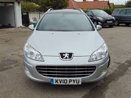 peugeot 407 price used peugeot 407 ellesmere port rac cars