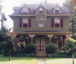 italianate vernacular by historic house colors pre civil war