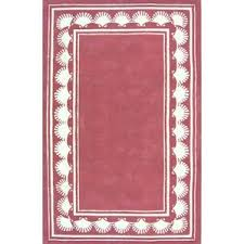 Red Patterned Rug Nautical Area Rugs You U0027ll Love Wayfair