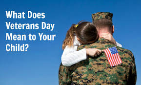 veterans day for what does veterans day to your child