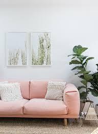sofa rosa interiors pink sofa interiors and living rooms