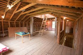 i converted the hayloft of a barn into an office studio album on