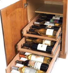 wine rack kitchen cabinets with wine rack furniture amazing