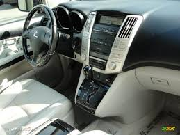 2005 lexus rs 330 ivory interior 2005 lexus rx 330 thundercloud edition photo