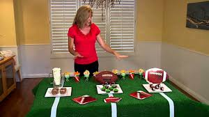 football party decorations diy football birthday party decorations decorating of party