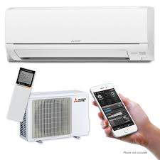 mitsubishi electric cooling and heating msz gl25vgd r32 gl25 high wall heat pump with wi fi mitsubishi