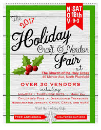 2017 holiday craft and vendor fair tapinto