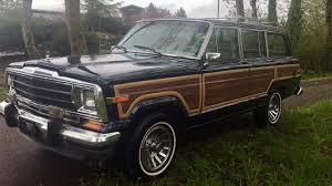 jeep wagoneer 1989 1989 jeep grand wagoneer f134 portland 2017