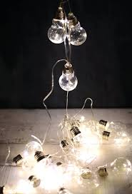 clear globe string lights white cord outdoor 20091 gallery