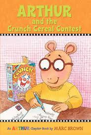 arthur arthur and the crunch cereal contest u2013 hachette book group