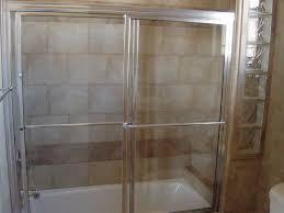 Frame Shower Doors by Framed Shower Doors U2013 Alpine Glass U0026 Quality Garage Doors