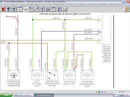 audi a4 door wiring diagram audi wiring diagrams instruction