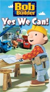 bob builder bob u0027s busy bob builder vhs