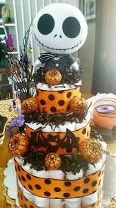 baby shower halloween theme best 10 halloween diaper cake ideas