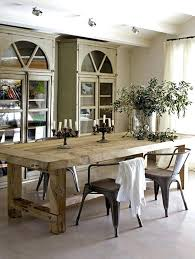 Rustic Farmhouse Dining Room Table Rustic Dining Set Dinning Farmhouse Table Rustic Dining Set