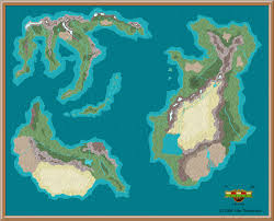 World Map To Scale by Fantasy World Map 2