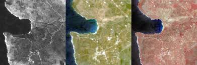 Satellite Map World Live by Satellite Imagery Types Resolution And Pricing Archaeology In