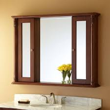 Tri Fold Bathroom Mirror by Bathroom Medicine Cabinets With Mirrors Useful Furniture And Nice