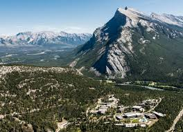 University Of Tennessee Campus Map by Maps And Directions Banff Centre