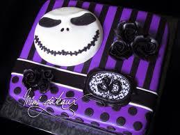 nightmare before 30th birthday cake before