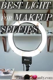 best ring light mirror for makeup diva ring light super nova for makeup selfies citizens of beauty