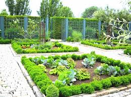 Potager Garden Layout Plans Potager Garden Plans Hawe Park