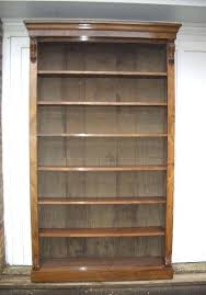 Carlyle Large Bookcase Bookcase Large White Wood Bookcase Antique Victorian Large