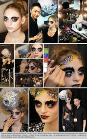 makeup artist school ta 13 best avant garde makeup images on hair dos