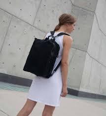caraa convertible studio 2 bag black backpack crossbody
