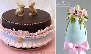Easter Cake Decorations The Most Beautiful Easter Cake That Can Be Adapted For Mother 39 S