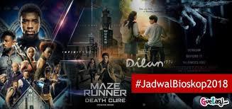 jadwal film maze runner 2 di indonesia catat jadwal bioskop 2018 jangan sai kelewatan guelagi