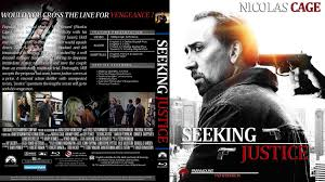Seeking Poster The Many Front Covers Of Seeking Justice Nicolas Cage Forum