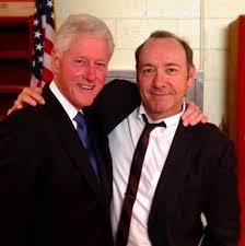 Bill Clinton House Bill Clinton U0027loves U0027 U0027house Of Cards U0027 Kevin Spacey Ny Daily News