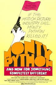 and now for something completely hilarious the films of monty