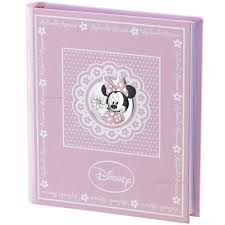 minnie mouse photo album photoalbum minnie mouse valenti disney cm 20x25 pink photo album