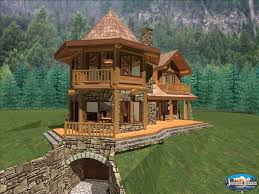 anderson custom homes log home cabin packages kits colorado