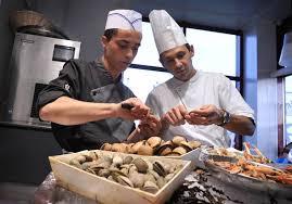 apprentissage en cuisine restauration aussi tendance conseils formation commis de cuisine
