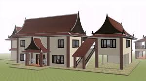 Guest House Designs Beautiful Thai Home Design Ideas Awesome House Design