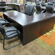 Executive L Desk by Executive L Desk By Dmi Office Barn