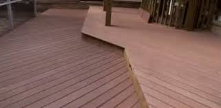 composite decking is a low maintenance choice for outdoor