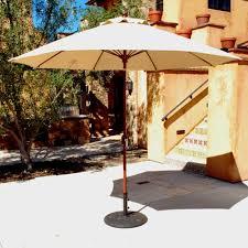 Tilting Patio Umbrella by 9 U0027 Aluminum Auto Tilt Patio Umbrella On Sale Ipatioumbrella Com