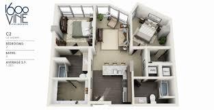 luxury two bedroom apartment floor plans maduhitambima com