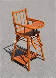 chaise haute en bois b b 25 superbe construction chaise haute bois bébé inspiration maison