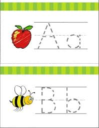 printable alphabet letter cards learn the alphabet write wipe tracing cards worksheets rf k
