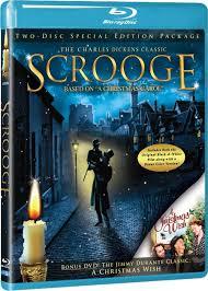 scrooge blu ray