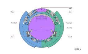 putrajaya international convention centre floor plan venue